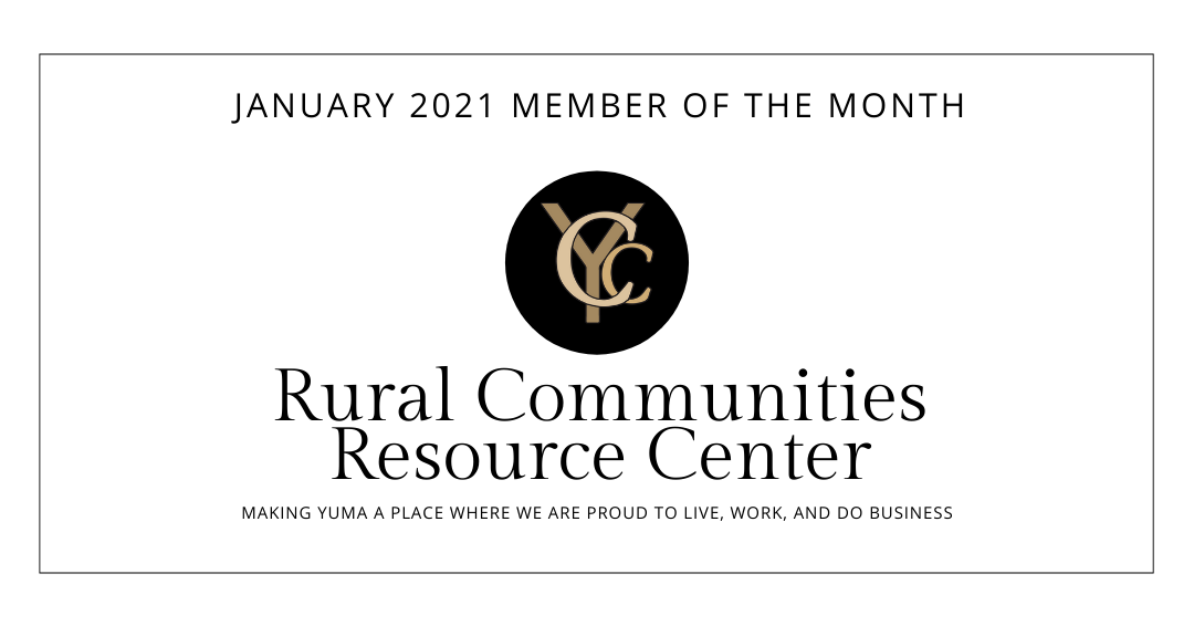 January Member of the Month: Rural Communities Resource Center