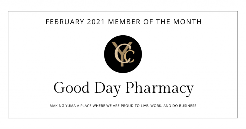 Blog Banner 2 1024x537 - February Member of the Month: Good Day Pharmacy
