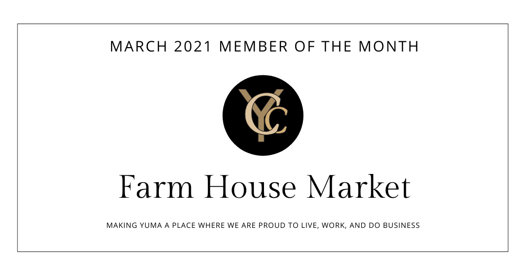March Member of the Month: Farm House Market