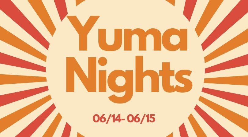 Yuma Nights - Yuma Nights 2019