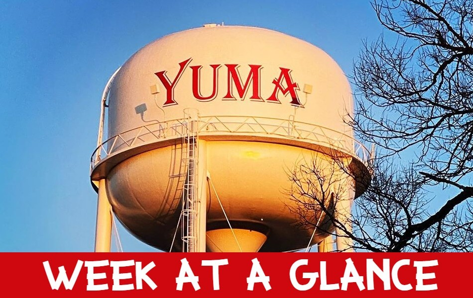 Week at a Glance Yuma Chamber of Commerce 2 1 - Week at a Glance