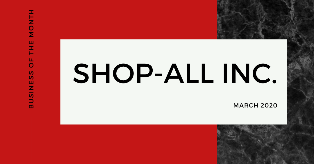 Business of the Month: Shop-All