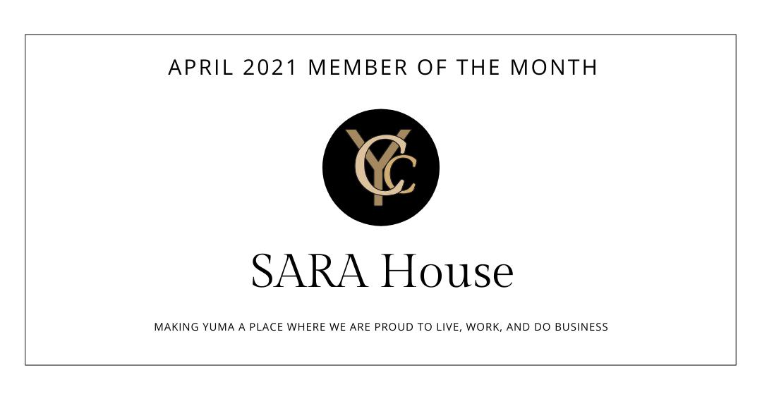 April Member of the Month: SARA House
